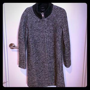 Club Monaco Italian wool long Coat